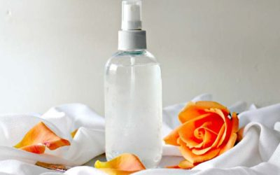 Try this Effective Homemade Toner for Oily Skin