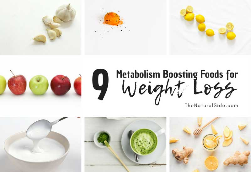 It's hard to lose weight with a slow metabolism. Speed Up Metabolism with these 9 Metabolism Boosting Foods for Weight Loss, Known as Powerful Metabolism Boosters.