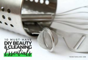 10 Must-Have DIY Beauty and Cleaning Essentials to Make Your Own Products