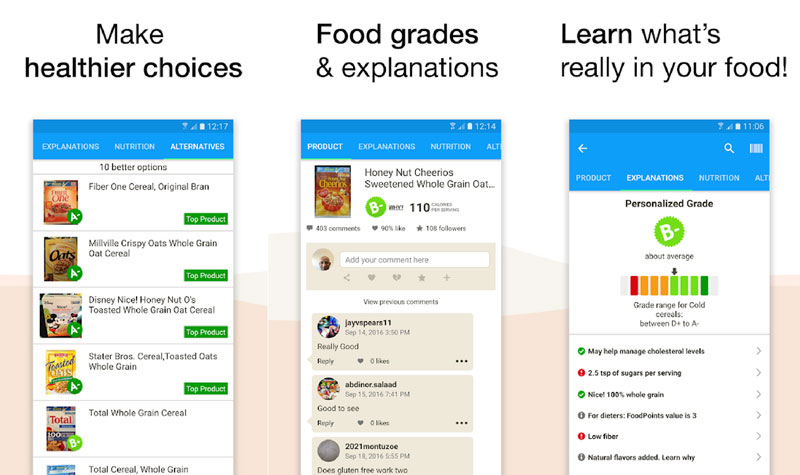 Healthy Meal Planning Apps