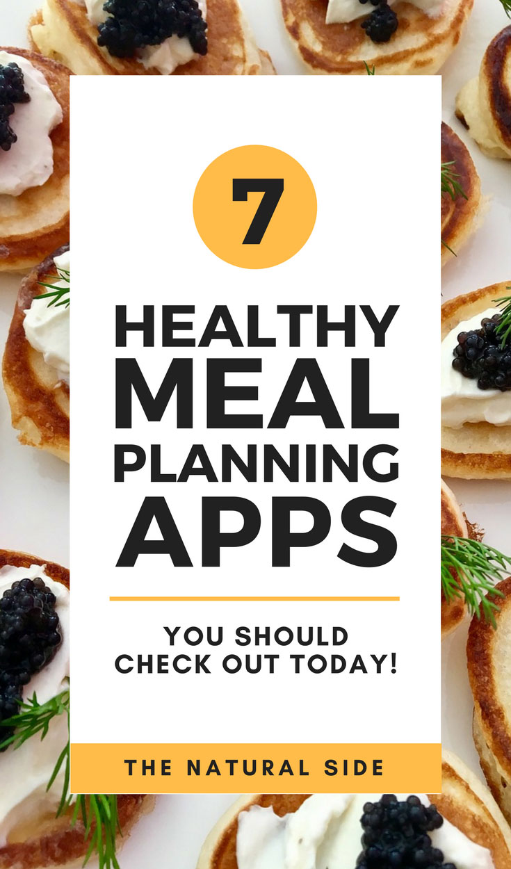 7 Best Healthy Meal Planning Apps tailored to your preferences and dietary habits with customizable recipes, grocery lists, trackers to reduce waste, save money and healthy eating.