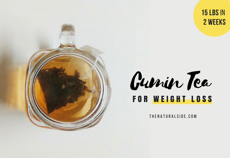 Cumin Tea for Weight Loss – 15 lbs in 2 Weeks
