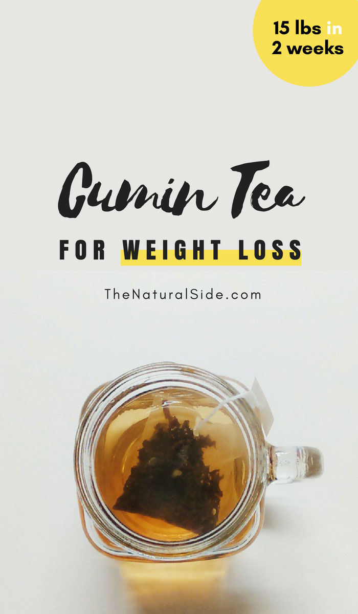 Cumin Tea for Weight Loss