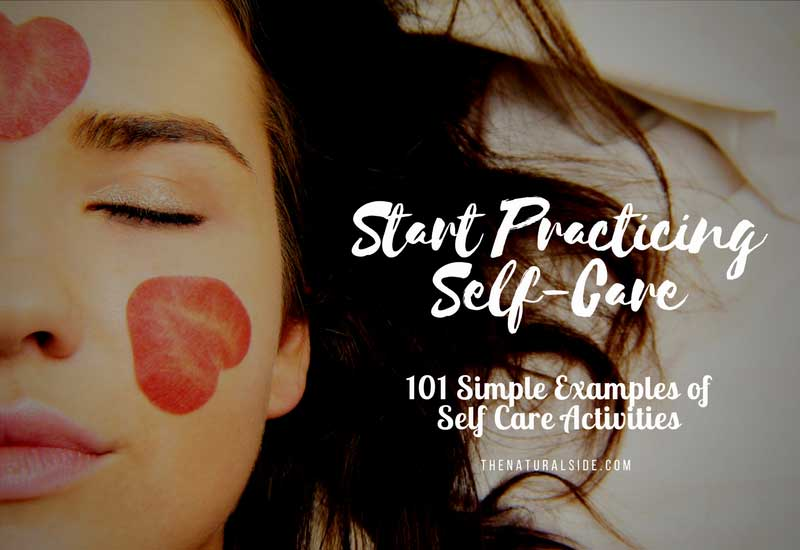 Examples of Self Care Activities