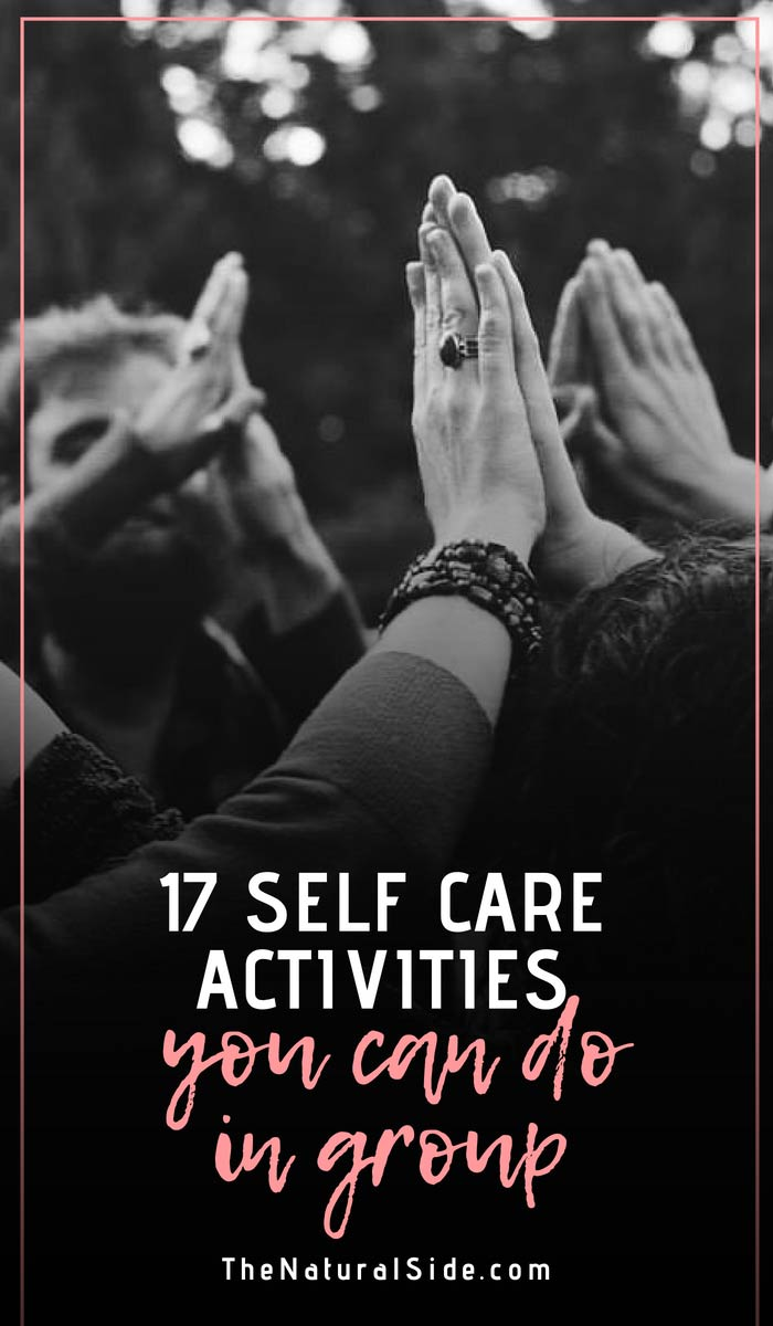 Searching some Self Care Ideas for your Busy Group? Click through to check out 17 Affordable Self Care Activities for Your Group. via TheNaturalSide.com #selfcare #selflove