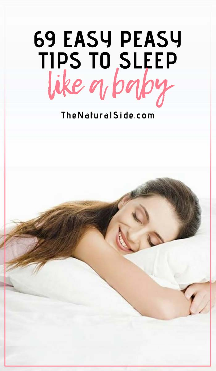 Do You Count Sheep to Sleep? If Yes then Click through to check out 69 Easy Peasy Tips to Sleep Like a Baby. #sleep #healthy #bettersleep #sleepbetter