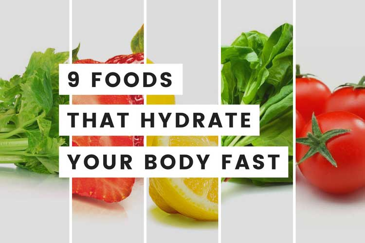Water Rich Foods: Best Way to Rehydrate Quickly