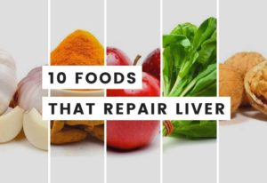 Cleanse Liver: 10 Foods Good for Liver Repair and Detox
