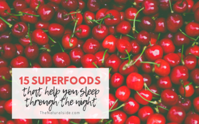 15 Foods That Help You Sleep Through The Night