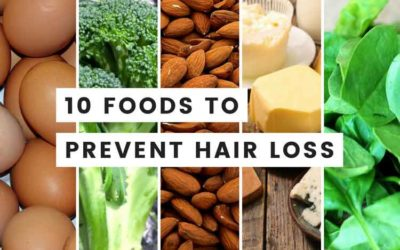 Losing Hair? Eat These 10 Foods for Hair Loss Recovery