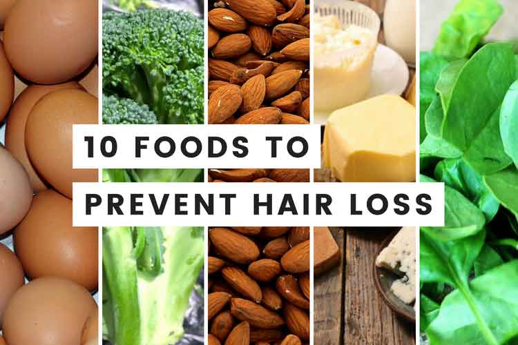 what diet for hair loss