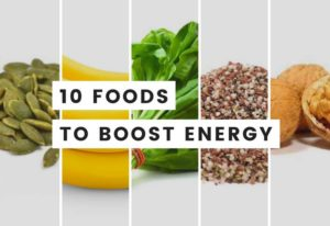 10 Foods That Give You Energy Fast When You're Super Tired