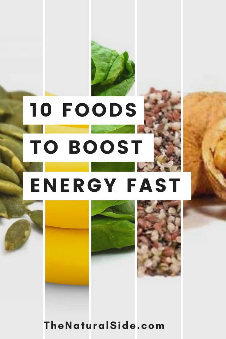 Feeling Exhausted in the Afternoons? Give Some Boost to Your Energy Levels with These 10 Foods That Give You Energy Fast!