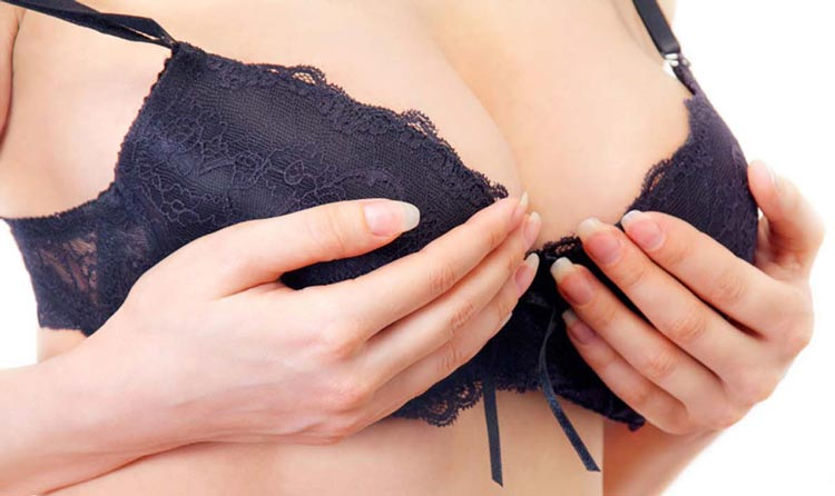 How To Fix Sagging Breasts Naturally