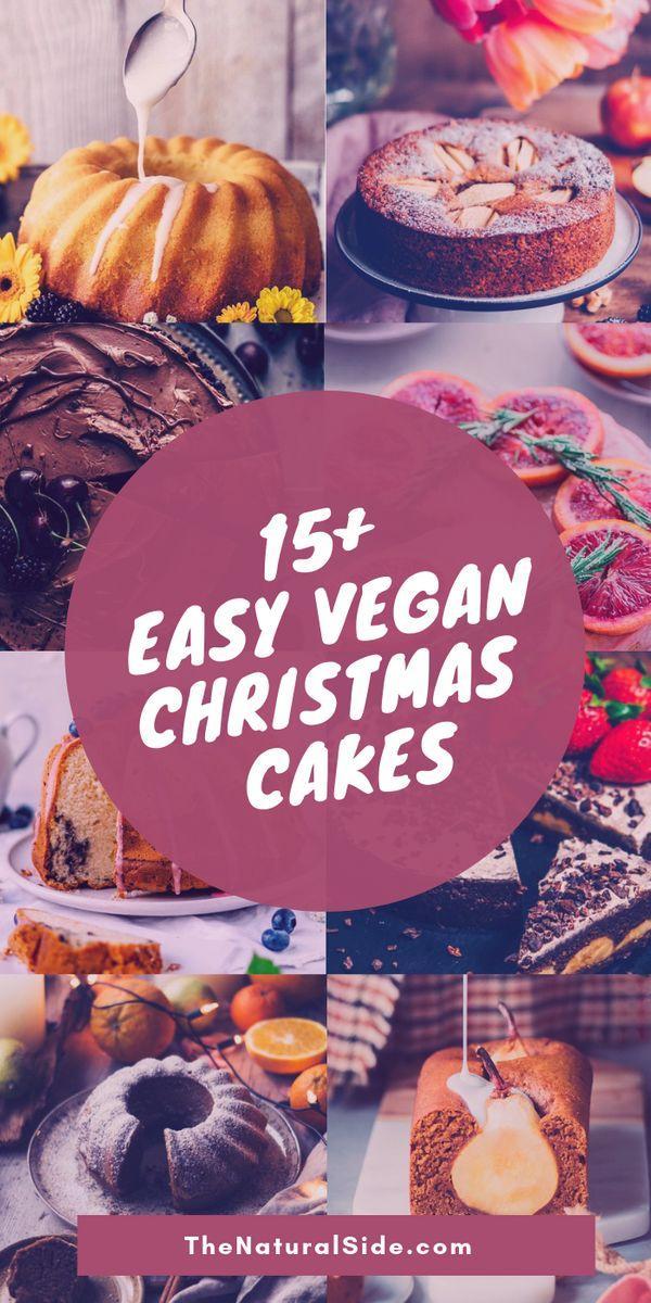 15 Healthy Vegan Recipes to Celebrate Christmas