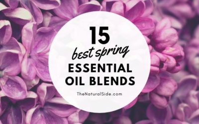 15 Best Spring Essential Oil Diffuser Blends