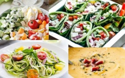 Vegetarian Keto Diet: 27 Quick and Easy Keto Dinner Recipes