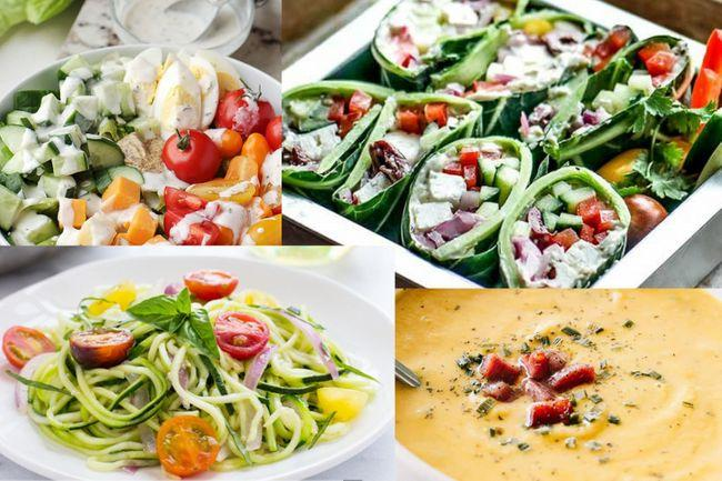 Vegetarian Keto Diet: 27 Quick and Easy Keto Dinner Recipes