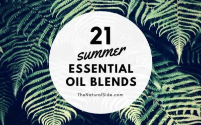 21 Must-Try Summer Essential Oil Diffuser Recipes Blends