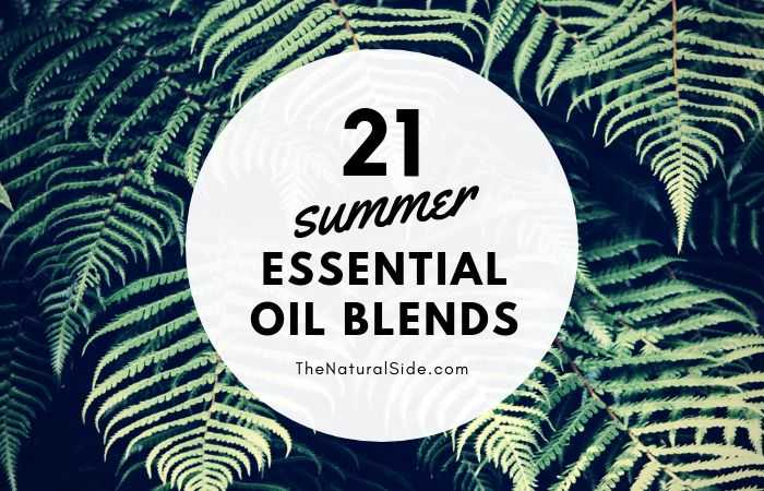 21 Summer Essential Oil Diffuser Blends to Make Summer Last Longer