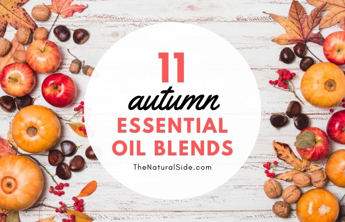 11 Fall Essential Oil Diffuser Blends