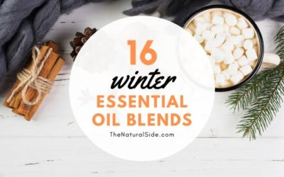 16 Winter Essential Oil Diffuser Blends To Get in the Holiday Spirit