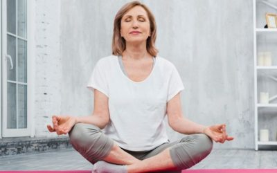 Yoga for Older Women: 10 Easy Yoga Poses for Women over 60